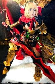 Saber Nero // Fate/EXTRA CCC cosplay