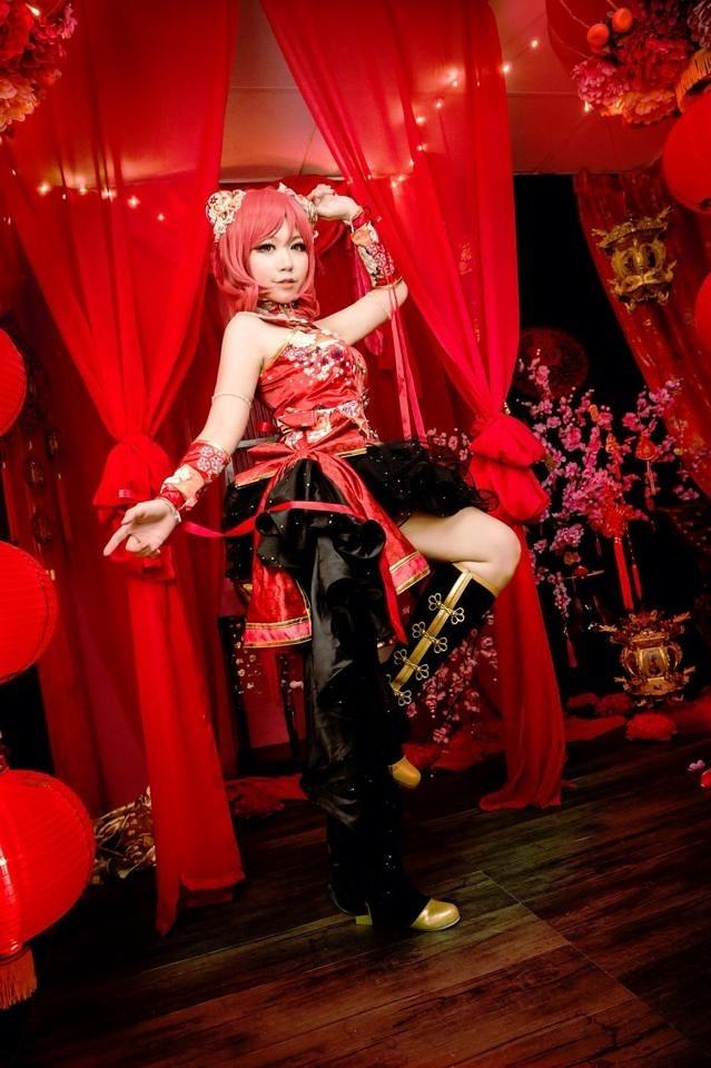 f2b185116 Love Live - Maki Nishikino China Dress | Tokyo Otaku Mode Gallery