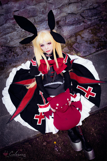Rachel Alucard (Blazblue) cosplay by Calssara