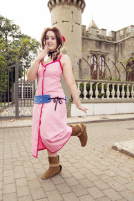 Aerith Gainsborough - Kingdom Hearts