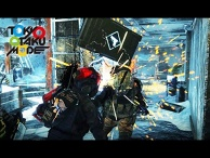 Umbrella Corps Antarctic Base Map Trailer