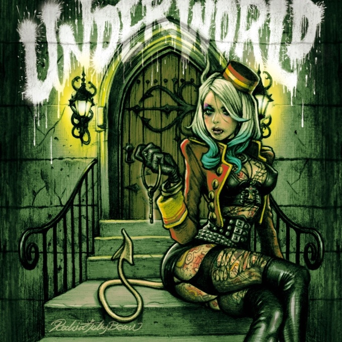 New Album UNDERWORLD