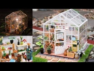 Miniature Greenhouse for your Figures - Nendoroid