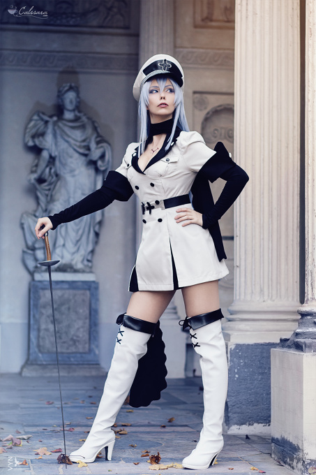 General Esdeath from Akame Ga Kill Cosplay