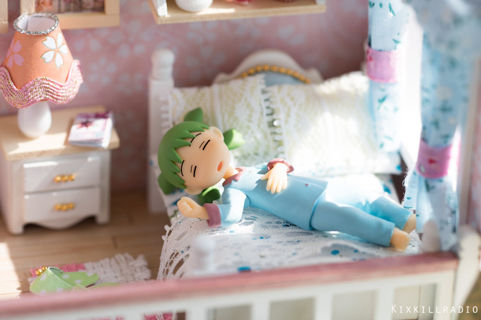 It's Late Yotsuba, Wake up!